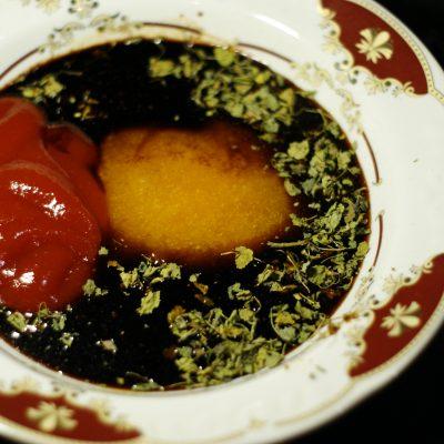 Фото рецепта - Говядина в остром кисло-сладком соусе - шаг 5