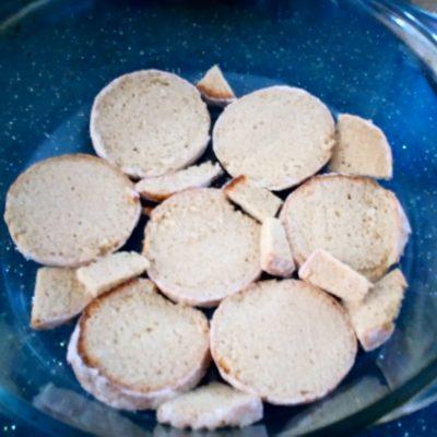 Фото рецепта - Торт из бананов и пряников без выпечки - шаг 2