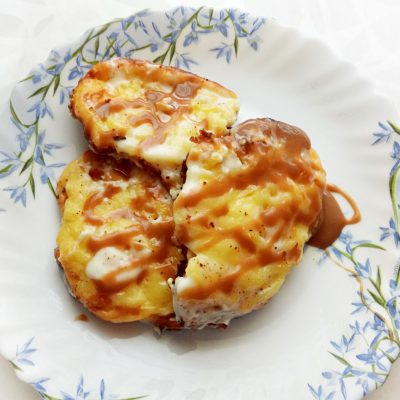 Приморские творожанники (сырники в духовке) - рецепт с фото