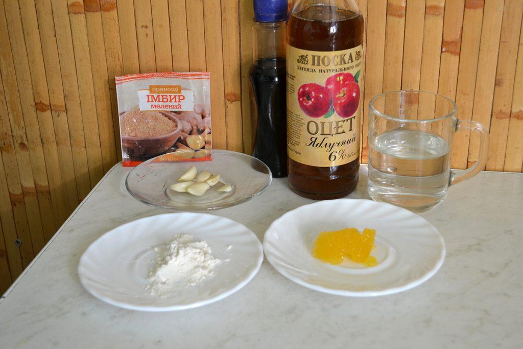 Фото рецепта - Японский плов с курицей и соусом Тирияки - шаг 2