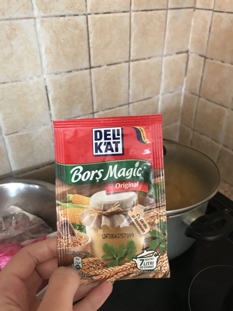 Фото рецепта - Овощной суп с макаронами - шаг 6