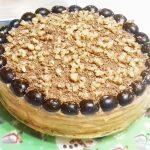 Медовый торт от Бабушки