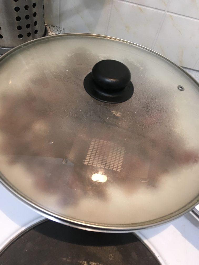 Фото рецепта - Гуляш из лосятины - шаг 4