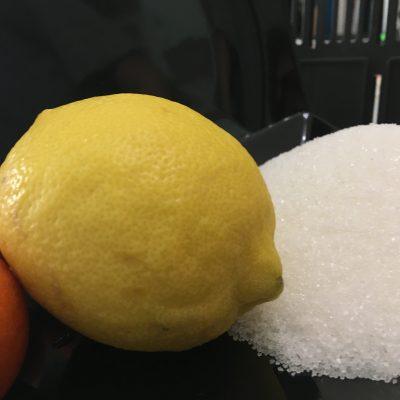 Фото рецепта - Мандариновый джем - шаг 1
