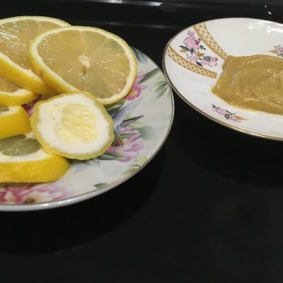 Фото рецепта - Лосось, запеченный в духовке в фольге - шаг 1