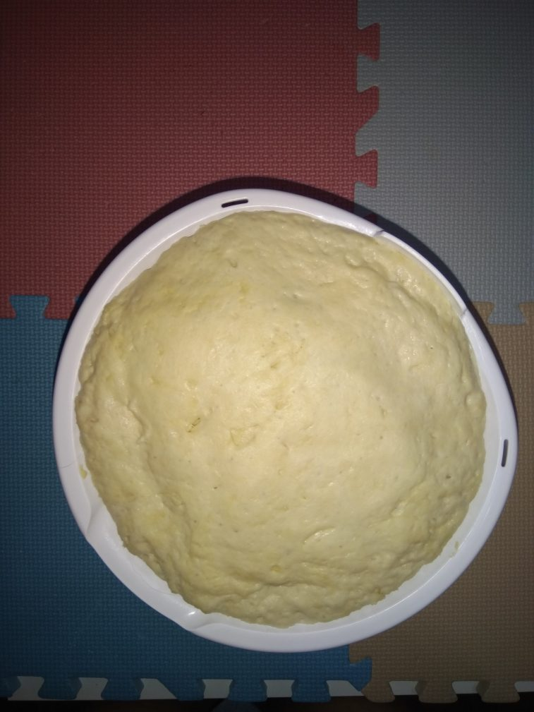Фото рецепта - Осетинский пирог с мясом (дрожжевое тесто) - шаг 6