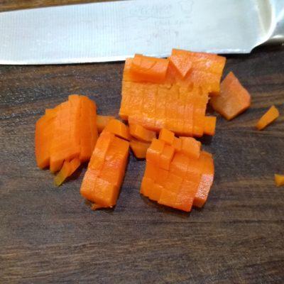 Фото рецепта - Диетический винегрет с сыром фета - шаг 2