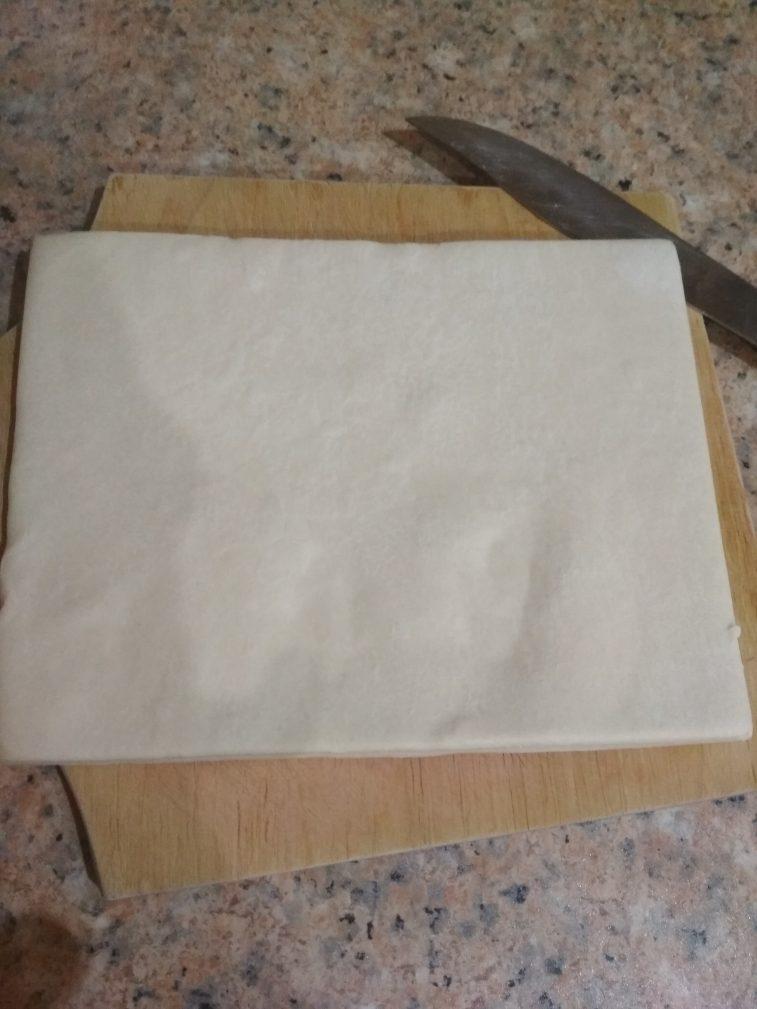 Фото рецепта - Закусочные трубочки с салатом из курицы и огурца - шаг 1