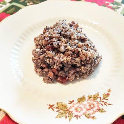 Кутья рождественская на перловке - рецепт с фото