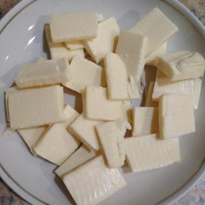 Фото рецепта - Рыбный суп с плавленым сыром и рисом - шаг 4