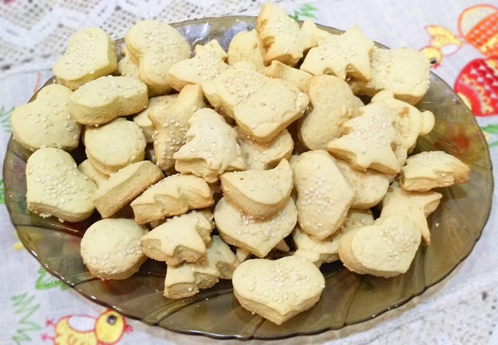Фото рецепта - Нежное ароматное печенье вкусом из детства - шаг 6