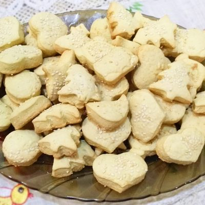 Нежное ароматное печенье вкусом из детства - рецепт с фото