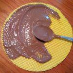 Фото рецепта - Вафельный рулет с желе - шаг 3