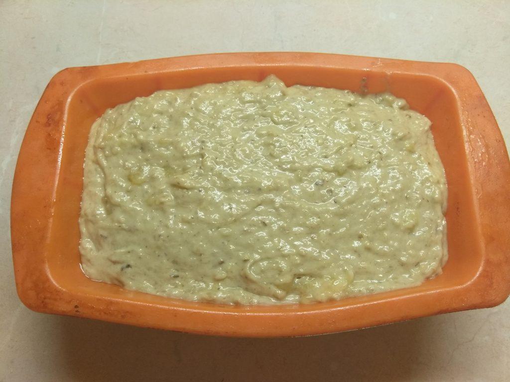 Фото рецепта - Банановый хлеб с грецкими орехами - шаг 5
