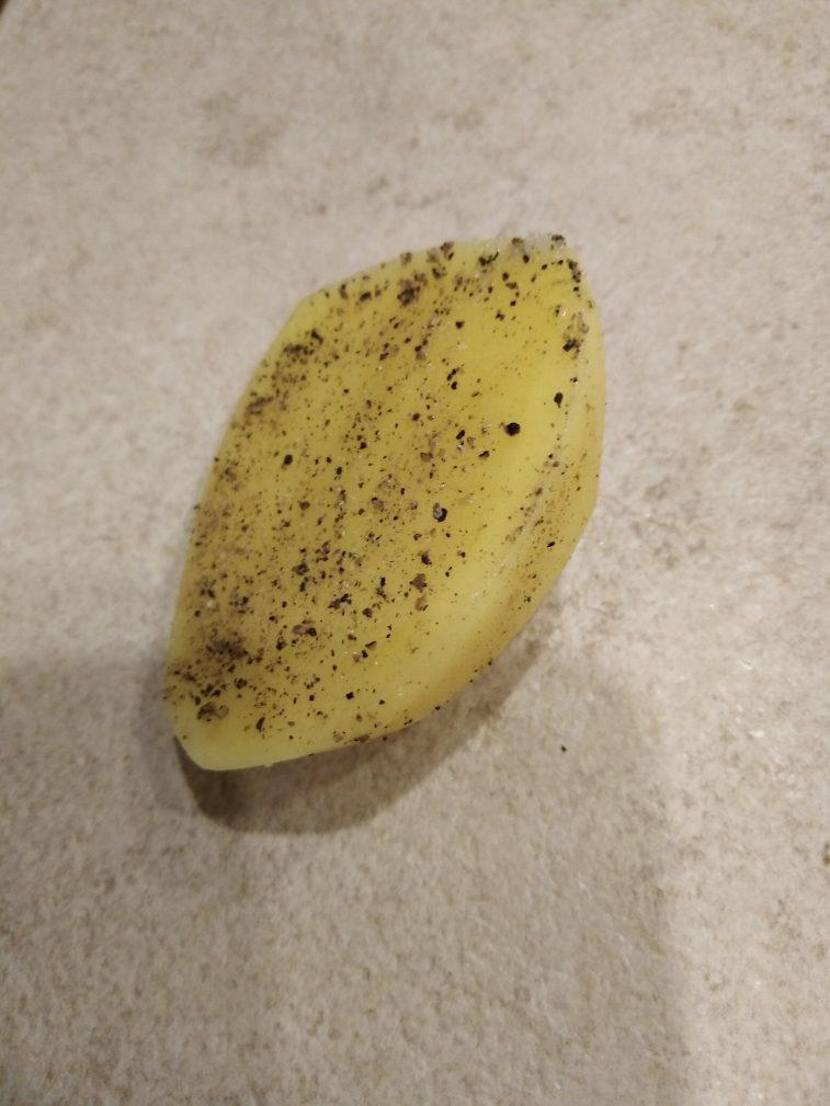 Фото рецепта - Картофель, запеченный в беконе (в фольге) - шаг 2