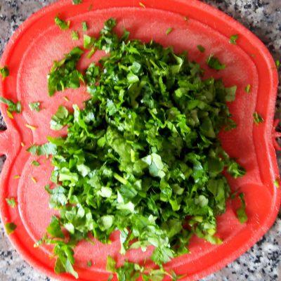 Фото рецепта - Турецкий шиш из говядины – кёфте по домашнему - шаг 1