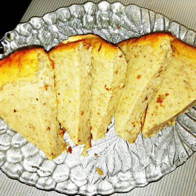 Бисквитная творожно-гречневая запеканка в мультиварке - рецепт с фото