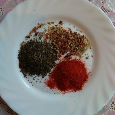 Фото рецепта - Рисовые тефтели из фарша филе кур в сливочно-томатном соусе - шаг 7