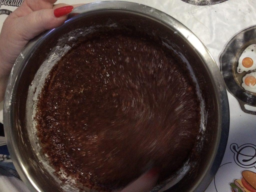 Фото рецепта - Печеночный пирог с морковью и луком - шаг 1