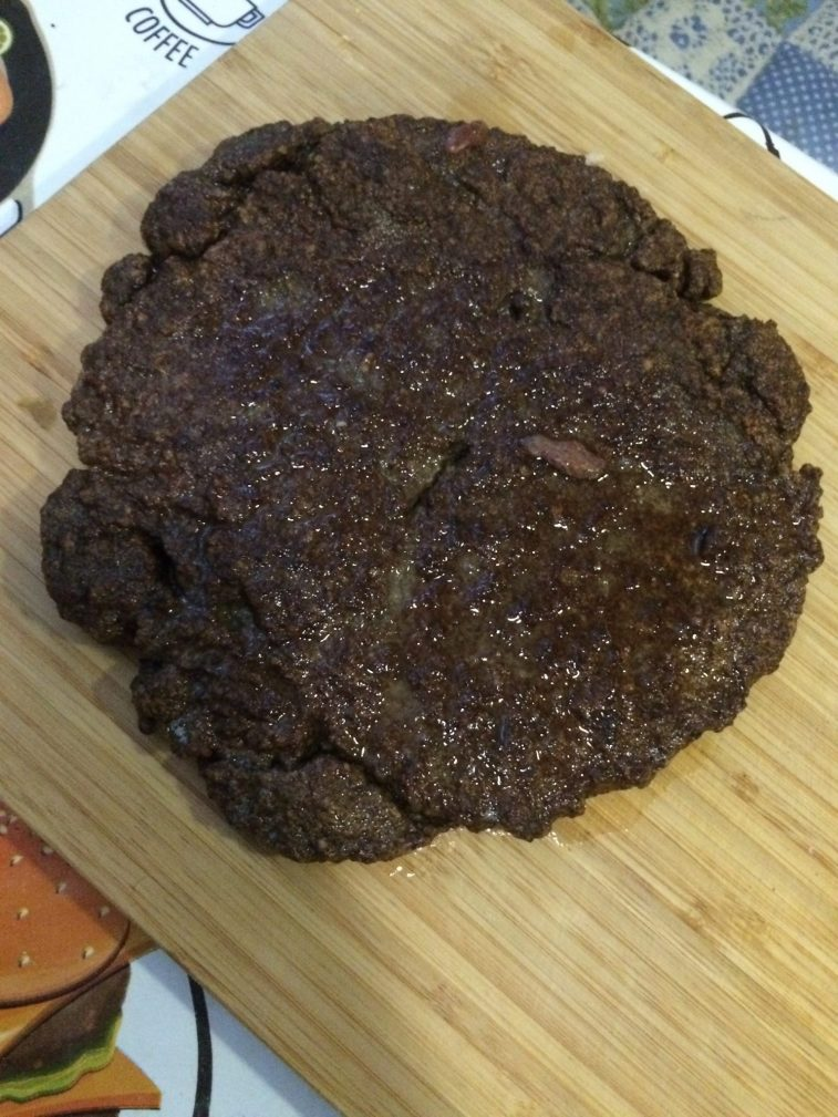 Фото рецепта - Печеночный пирог с морковью и луком - шаг 4
