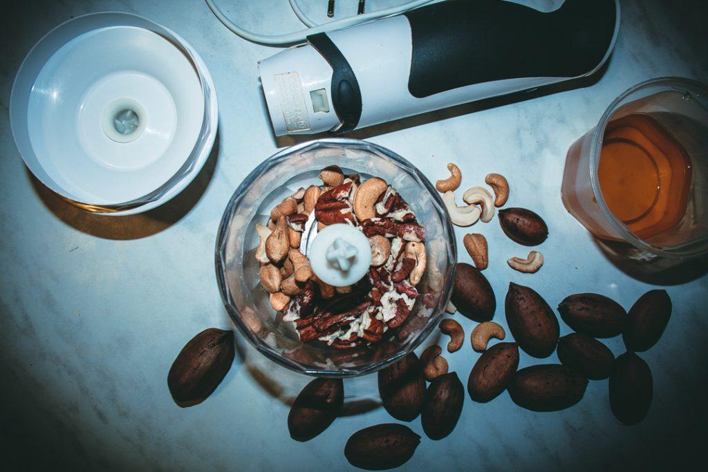 Фото рецепта - Халва из категории правильного питания - шаг 1