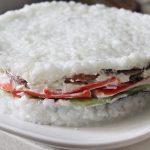 Суши-торт — на вкус как настоящие суши!
