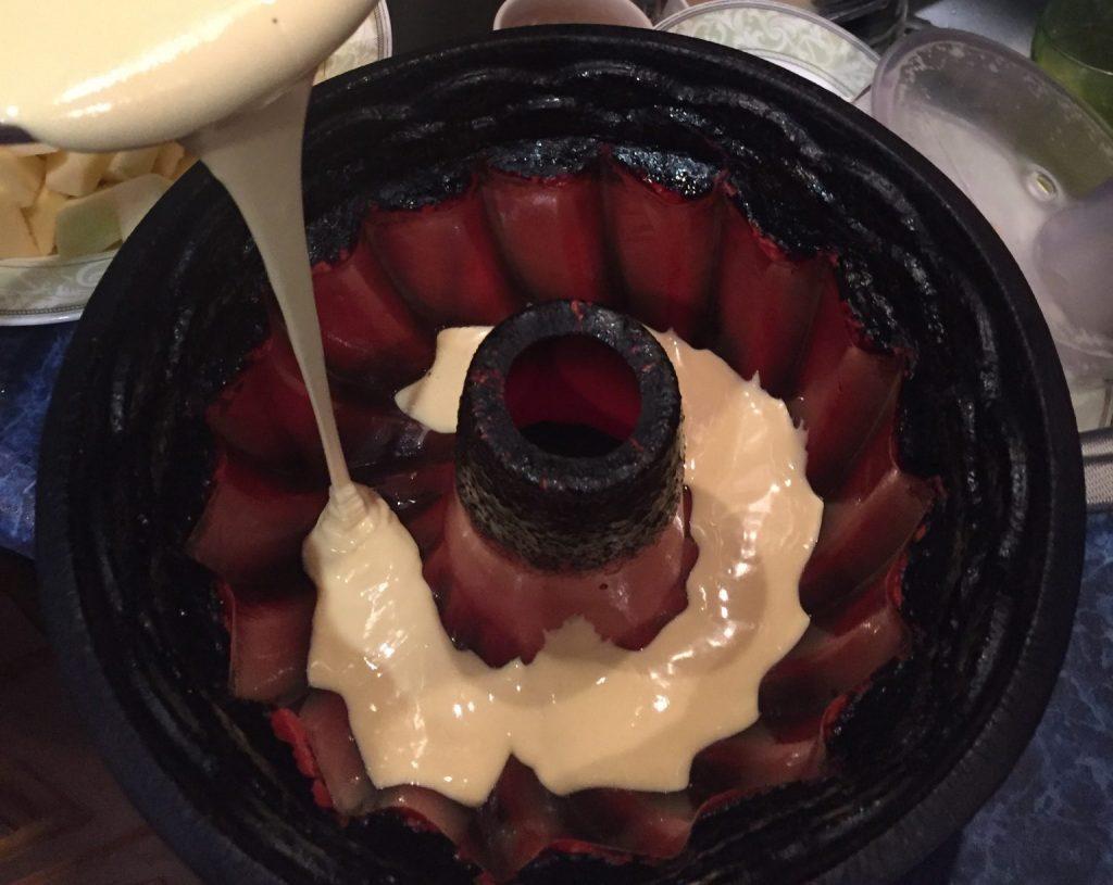 Фото рецепта - Закрытый яблочный пирог - шаг 4