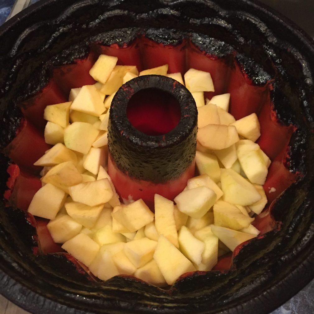 Фото рецепта - Закрытый яблочный пирог - шаг 5