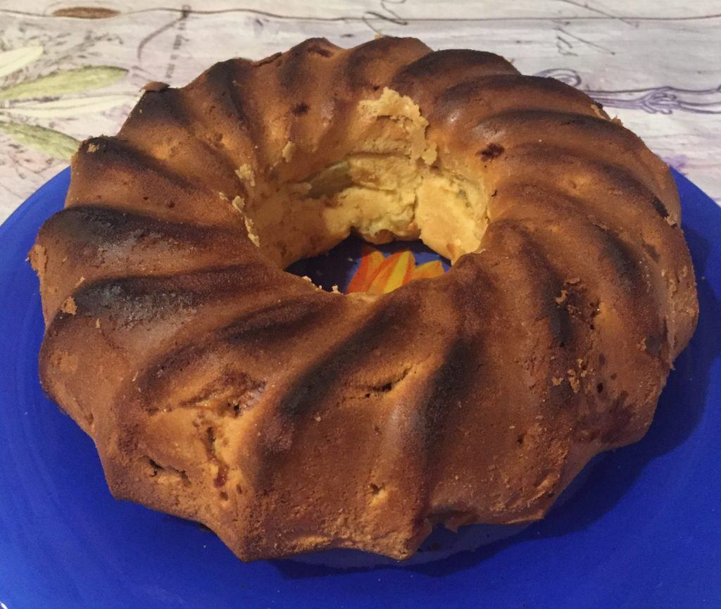 Фото рецепта - Закрытый яблочный пирог - шаг 8