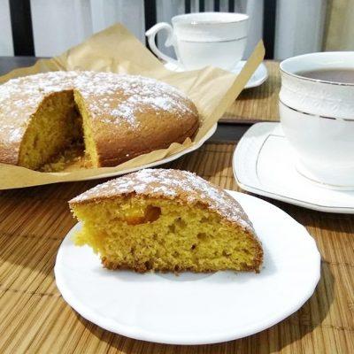 Пышный апельсиновый пирог - рецепт с фото