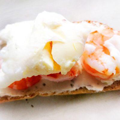 "Бутерброд ""Утренний"" с яйцом - рецепт с фото"