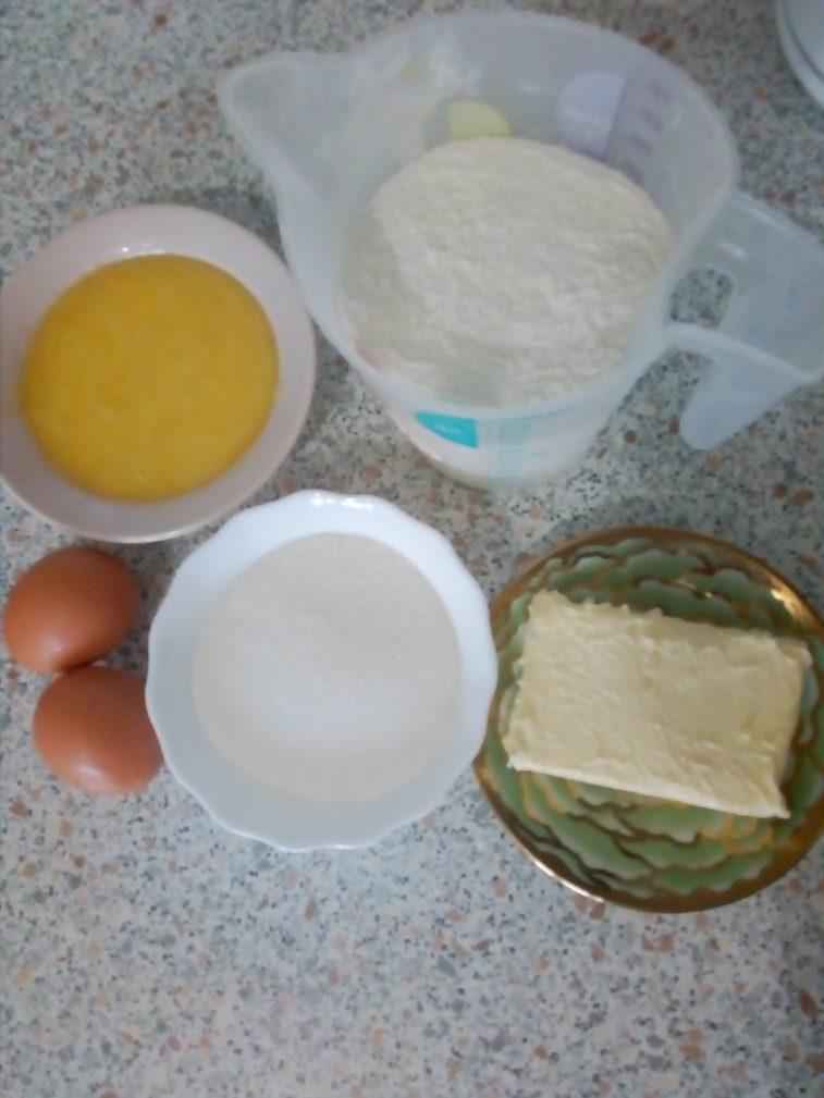 Фото рецепта - Ароматное медовое печенье - шаг 1