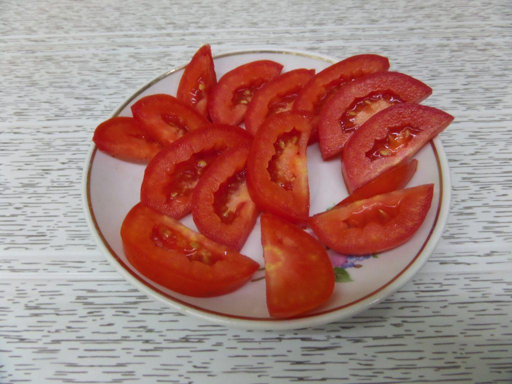 Фото рецепта - Овощное рагу со свининой в горшочках - шаг 9