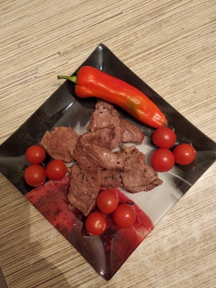Фото рецепта - Утка с кабачками по-домашнему, в духовке - шаг 5