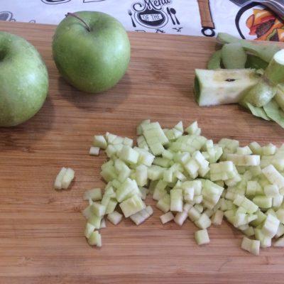 Фото рецепта - Домашний штрудель с яблоками - шаг 1