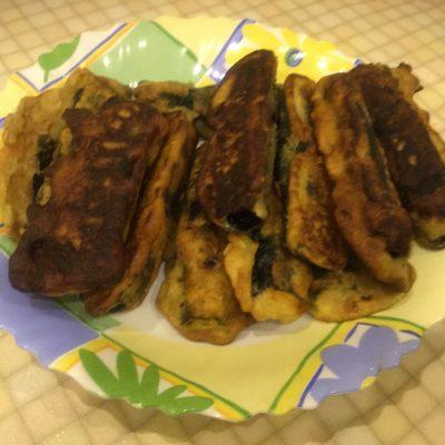 Вегетарианские жареные рыбки в кляре - рецепт с фото