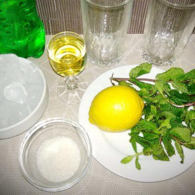 Фото рецепта - Махито - шаг 1