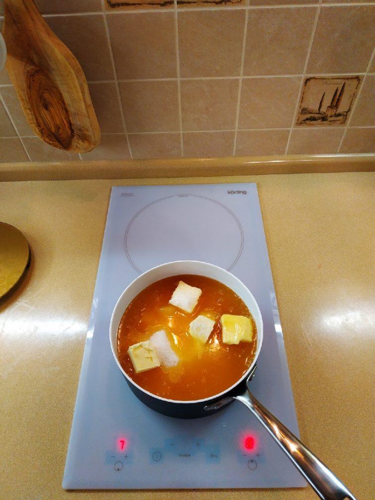 Фото рецепта - Домашние имбирные пряники с глазурью к Новому году - шаг 1