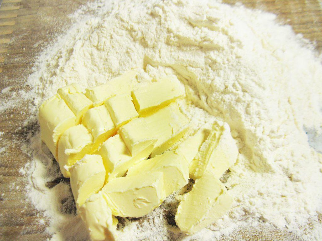 Фото рецепта - Секреты приготовления песочного теста - шаг 2