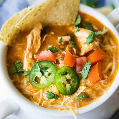 Сырный суп с томатами - рецепт с фото