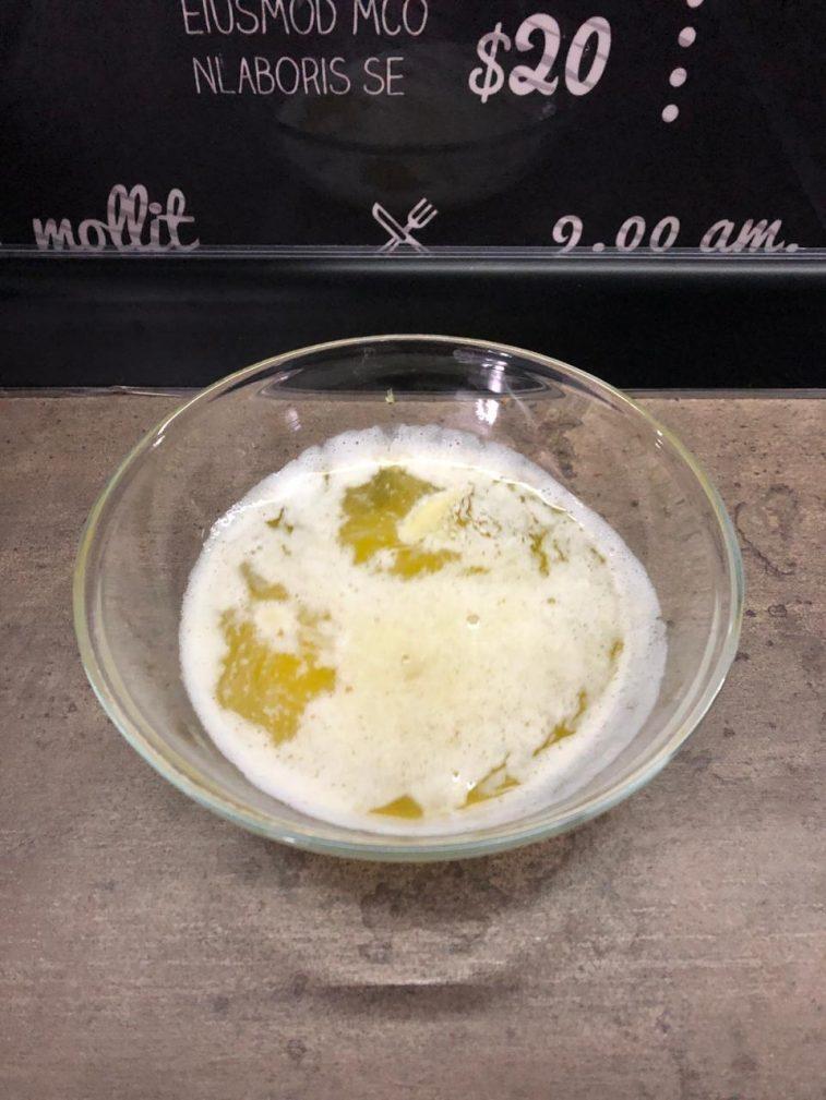 Фото рецепта - Ароматные венские вафли в электровафельнице - шаг 3