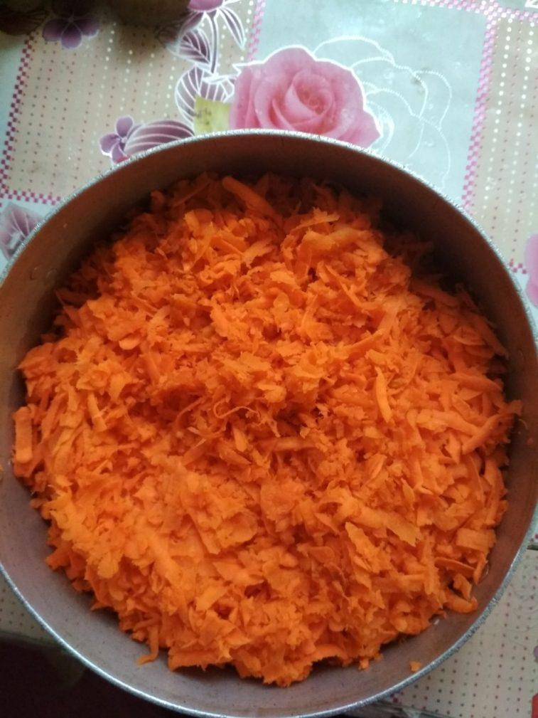 Фото рецепта - Морковка по-корейски в домашних условиях - шаг 5