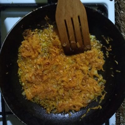 Фото рецепта - Куриные желудки по-корейски - шаг 3