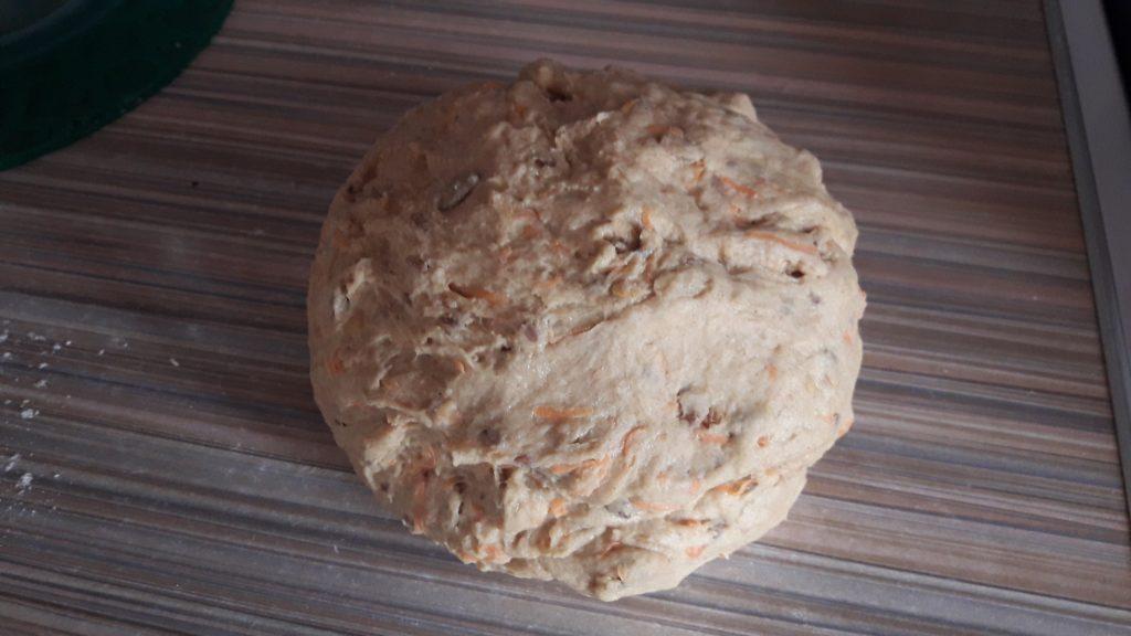 Фото рецепта - Фитнес хлебцы диетические - шаг 2