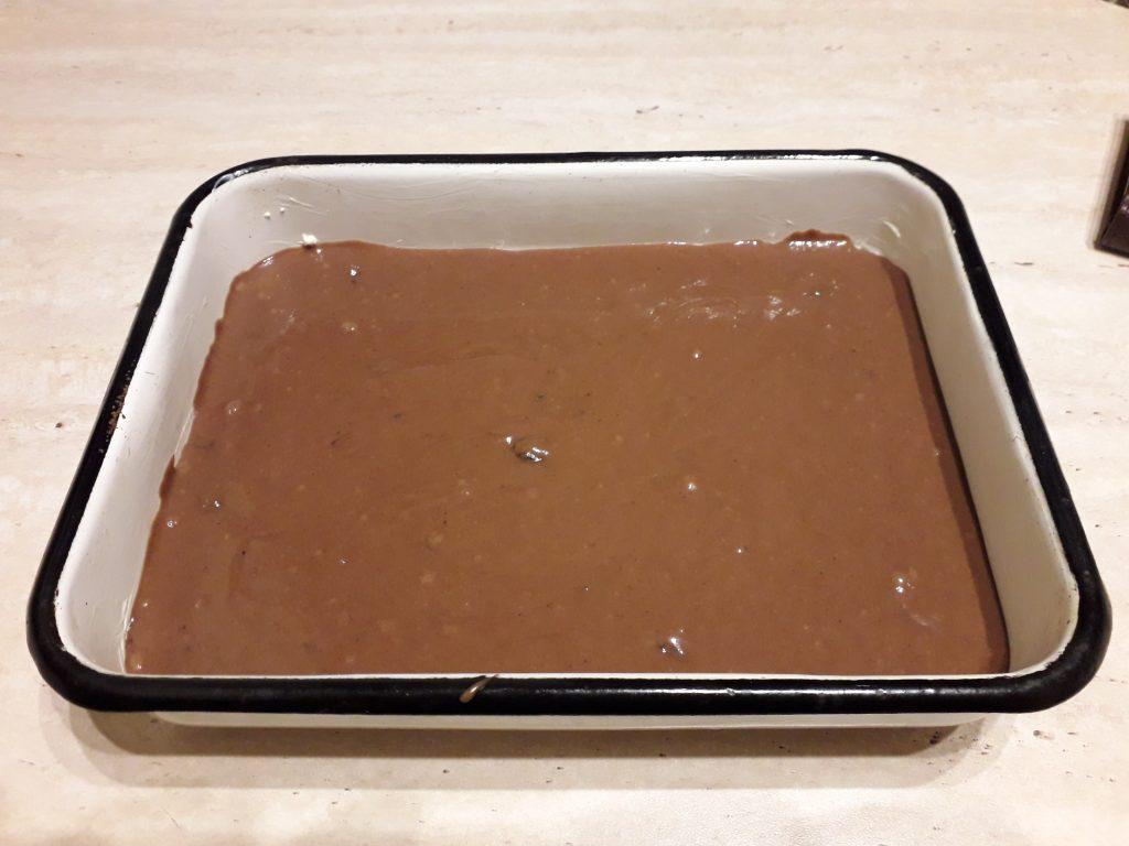 Фото рецепта - Шоколадный пирог на молоке - шаг 5