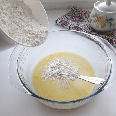 Фото рецепта - Тесто для дрожжевых пирогов (пирожки в духовке) - шаг 6