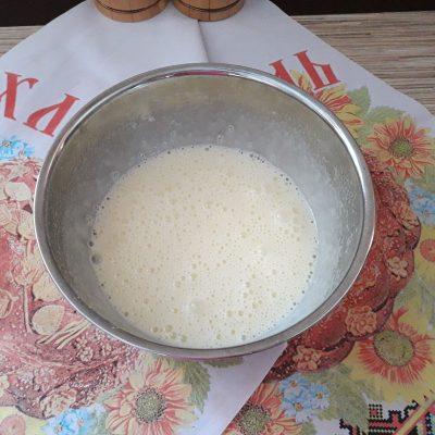Фото рецепта - Торт Рыжик с заварным кремом - шаг 5