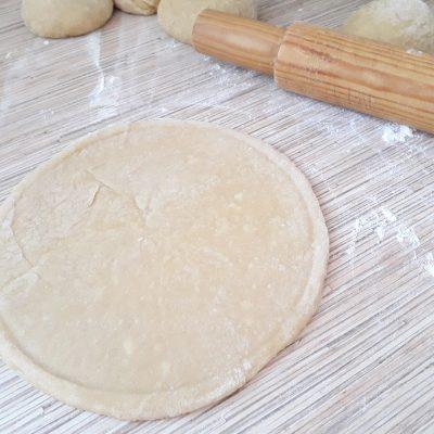 Фото рецепта - Торт Рыжик с заварным кремом - шаг 11
