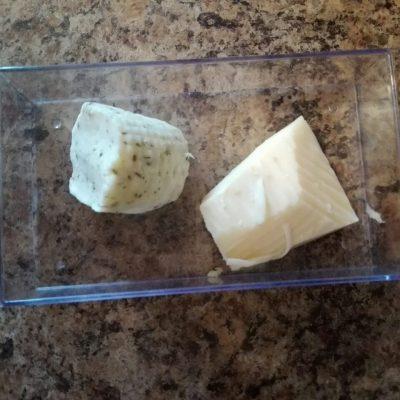 Фото рецепта - Сконы на завтрак (сырный пирог с курицей) - шаг 4