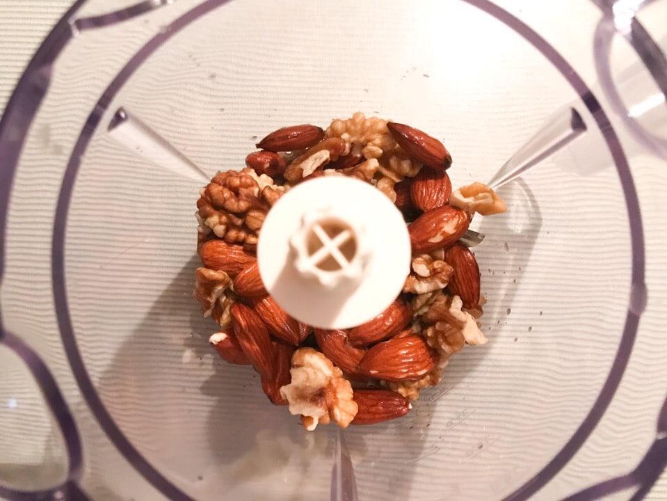 Фото рецепта - Диетические шоколадные конфеты ПП - шаг 1